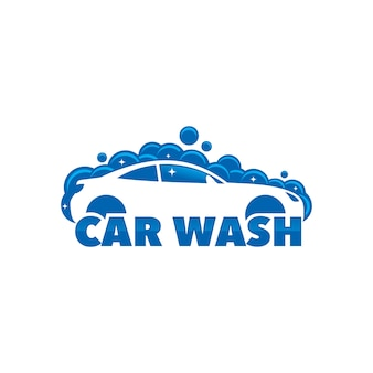 Car Wash Vector Graphics