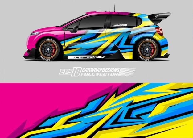 Car wrap designs