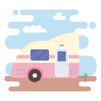 Прицеп-караван