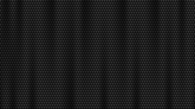 Carbon fiber background .
