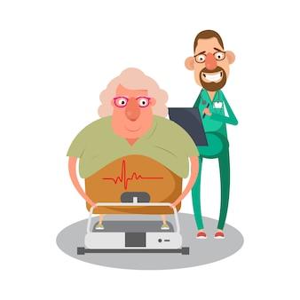 Cardiovascular disease prevention test, heart diagnostic