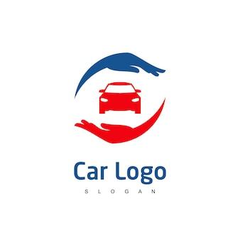 Care care logo service center symbol