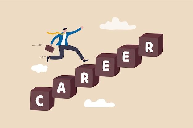 Career development, personal development or job promotion