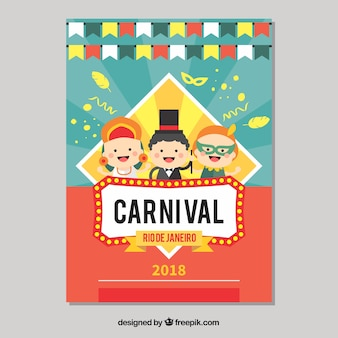 carnival template vectors photos and psd files free download