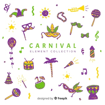 Carnival element collection
