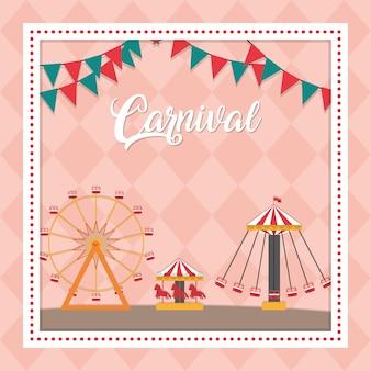 Мультфильмы фестиваля карнавала