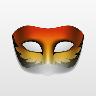 Carnival masquerade party mask