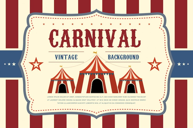 Carnival  template