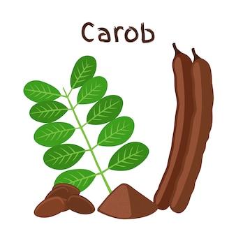 Carob superfood