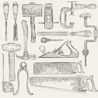 Carpenter set