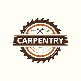 Carpentry industries company logo