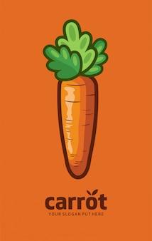 Carrot vegetable   logo