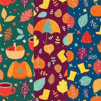 만화가 패턴 컬렉션