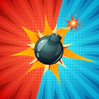 Мультфильм бомба