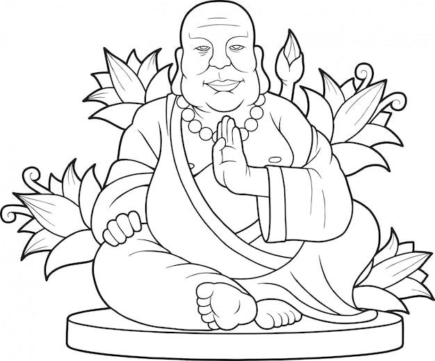 Мультфильм будда