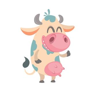 漫画変な牛