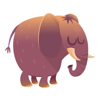 漫画面白い象