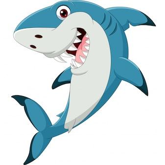 白で隔離漫画面白いサメ