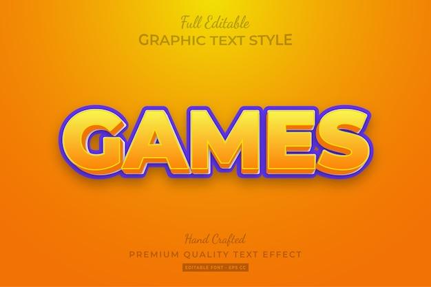 Эффект редактируемого текста в мультяшных играх
