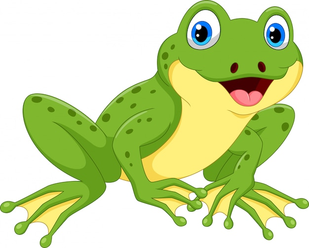 Мультфильм счастливая лягушка