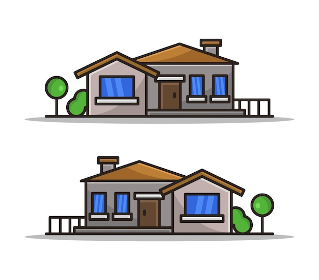 Casa dei cartoni animati