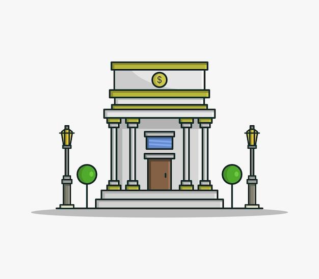 Мультфильм иллюстрированный банк