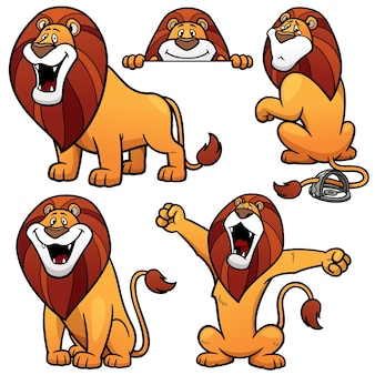 Lion Vectors Photos And PSD Files