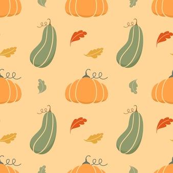 만화 호박 원활한 패턴