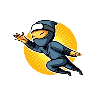 Cartoon quick ninja