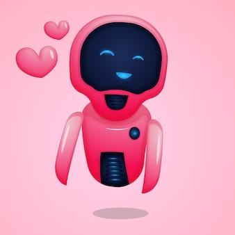 Мультфильм робот в любви