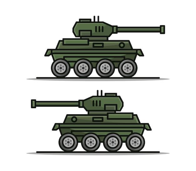 만화 탱크