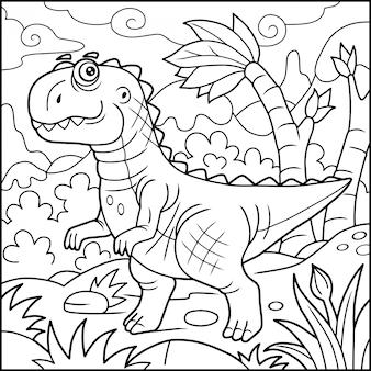 漫画ティラノサウルス