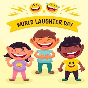 만화 세계 언론 자유의 날 그림
