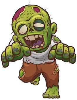 Мультфильм зомби
