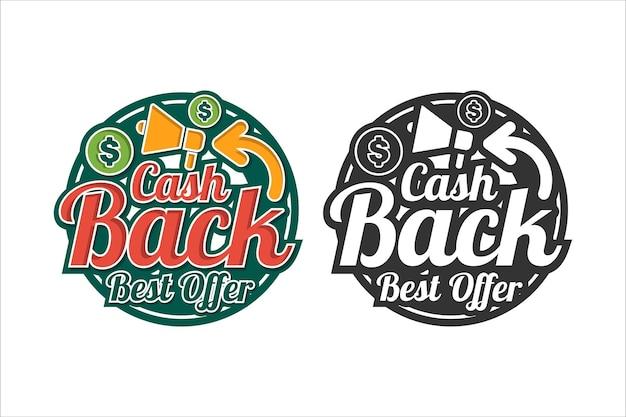 Cash back best offer premium design