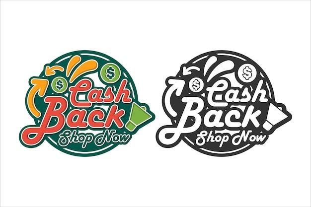 Cash back shop now premium design