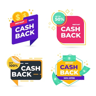Cashback labels