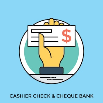 Cashier check