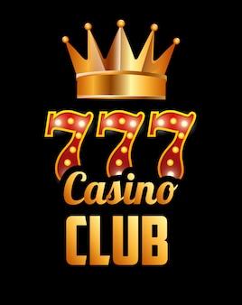 カジノクラブの図