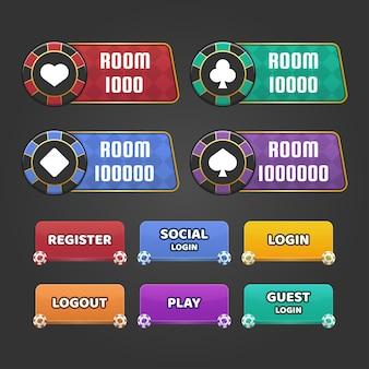 Casinò e concetto di gioco d'azzardo