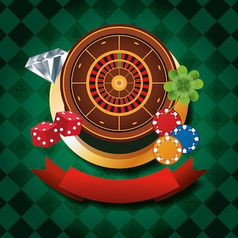 Casino gambling game