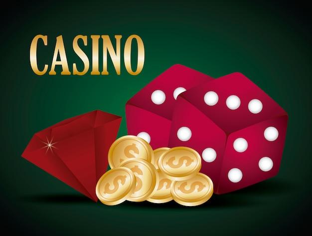 Значок казино