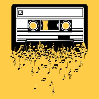 Cassette sign
