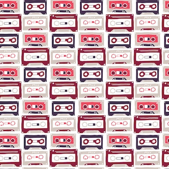 Cassettes pattern design