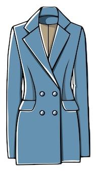 女の子のためのカジュアルな服、フォーマルなジャケットやコート