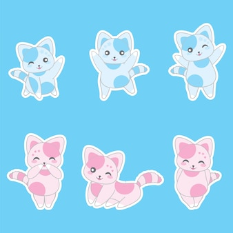 Cat designs collection