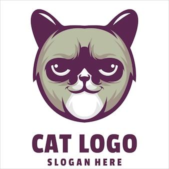 고양이 로고