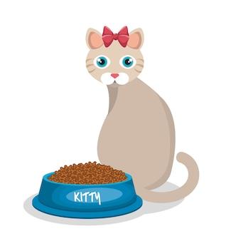 Значок любимчика кошек