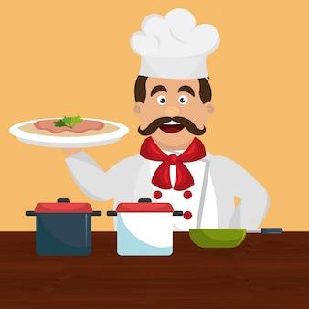 Catering service design