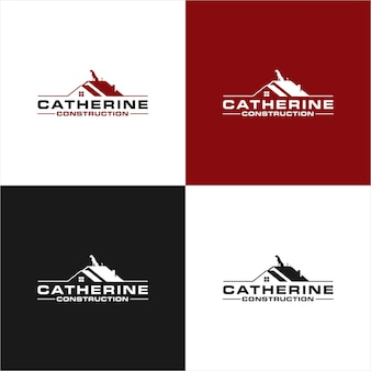 Catherine logo real estate
